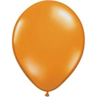 ballons oranges