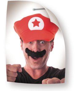 moustaches plombier