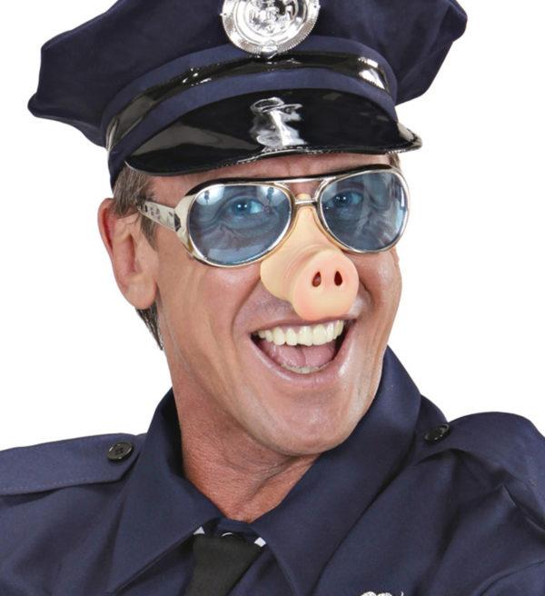 lunettes nez de cochon