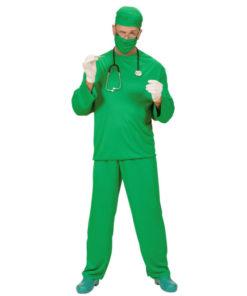 costume chirurgien
