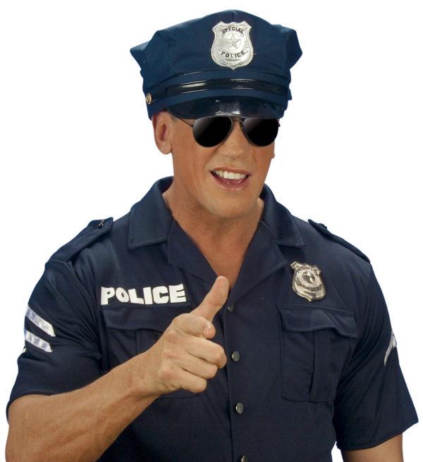 badge de police